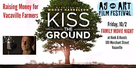 Family Movie Night: Kiss the Ground at Hank & Hazel's tickets