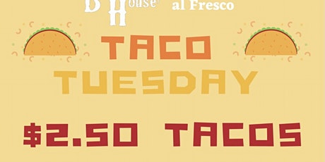 Taco Tuesday @ Berkshire House (Outdoor Patio w/ Sports,Food & Drink Deals) tickets