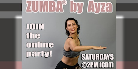 Zumba by Ayza tickets