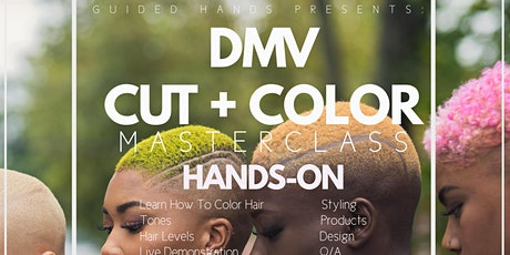 GUIDED HANDS PRESENTS: CUT + COLOR MASTERCLASS HANDS-ON tickets