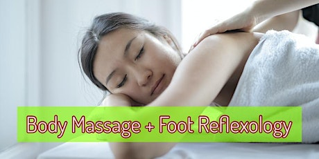 自我按摩健身养生法, Be your own massage-therapist tickets