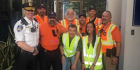 Castro Patrol - Volunteer Basic Training Class #076 tickets