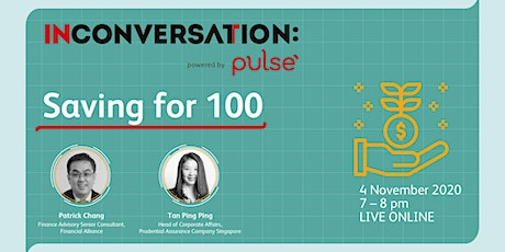 In Conversation: Saving for 100 tickets