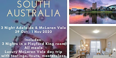 Senses of South Australia tickets