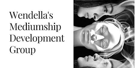 Wendella's Wednesday Development Group for Psychic / Mediumship tickets