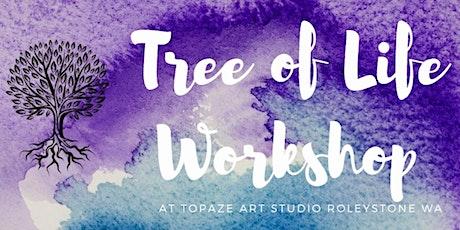 Tree of Life Art Workshop tickets