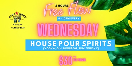 Free Flow Wednesday tickets
