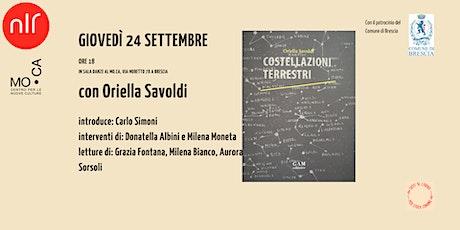 Costellazioni terrestri / Oriella Savoldi biglietti