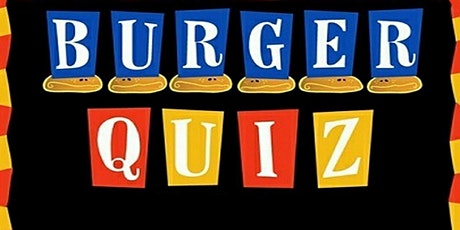Burger Quiz #13 tickets