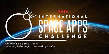 International Space Apps Challenge 2020 Germany (Hamburg) Tickets