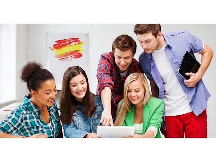 Free Spanish Classes Sydney image