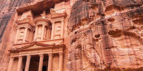 JORDAN – Small Group Travel Petra Dead Sea Wadi Rum tickets
