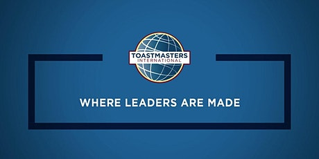 Supera la paura di parlare in pubblico con Toastmasters! biglietti