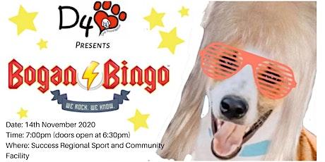 DFL's Dog Rescue Bogan Bingo tickets