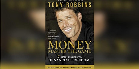 Book Review & Discussion : MONEY Master the Game tickets