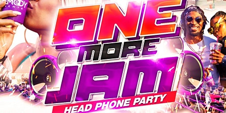One More Jam! Headphone Day Fete tickets