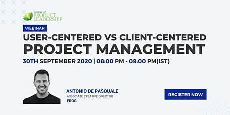 User-Centered vs Client-Centered Project Management tickets