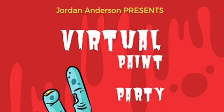 Virtual Paint Party tickets