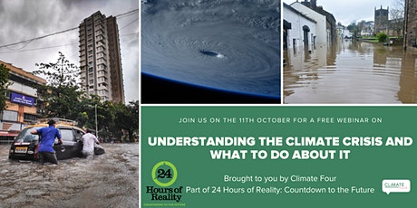 Free Webinar: Understanding the Climate Crisis and What We Can Do About It tickets