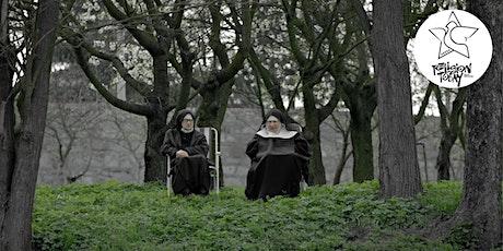 """RELIGION TODAY XXIII - """"FILM FOR OUR FUTURE"""" 3/4 biglietti"""