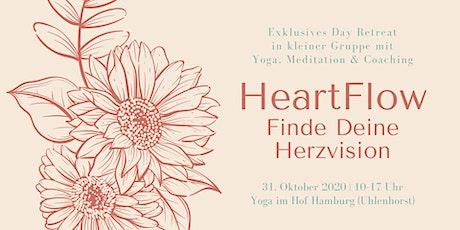HeartFlow - Urban Day Retreat - Ein Tag nur für Dich & Deine Bedürfnisse Tickets