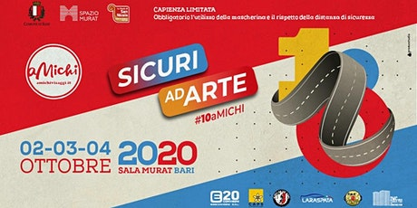 Sicuri ad Arte - Rassegna culturale 03 ottobre biglietti