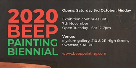 BEEP Painting Prize 2020 tickets