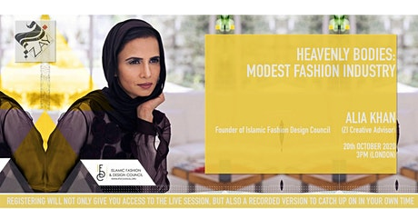 2.4 DIALOGUES ON THE ART OF ARAB FASHION: HEAVENLY BODIES: MODEST FASHION tickets