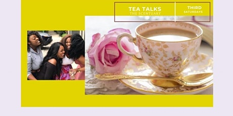 Tea Talk Tune In & Tasting tickets