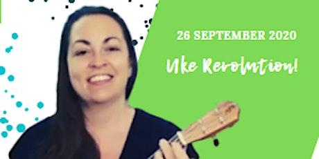 UPlifting Ukulele Stories from Ukulele Portal tickets