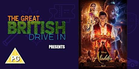 Aladdin (Doors Open at 17:00) tickets