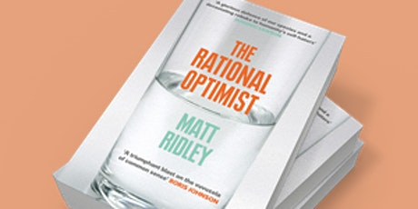 #7 Meet-Up - The Rational Optimist tickets