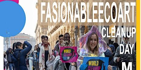 Fashionableecoart Cleanup Day 2020 biglietti