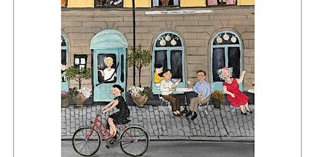 Catarina Kylberg - Konstutställning på Galleri Upsala tickets