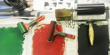 Intaglio Printing Workshop for all abilities at the Anvil Gallery, Derby tickets