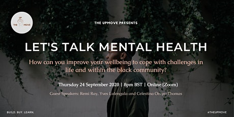 Let's Talk Mental Health tickets