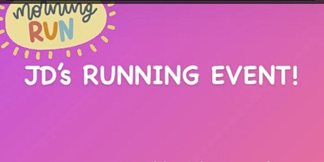 JD's Running Event tickets