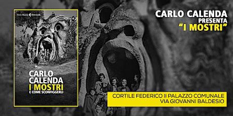CARLO CALENDA presenta I MOSTRI a CREMONA biglietti