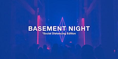 Basement Night Tickets