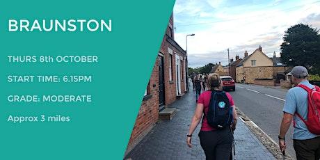 BRAUNSTON EVENING WALK | APPROX 3 MILES | MODERATE | NORTHANTS tickets