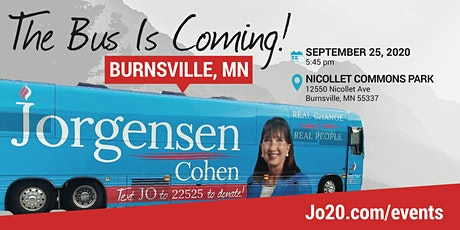BUS TOUR 2.0 with Dr. Jo:  Minneapolis, MN tickets
