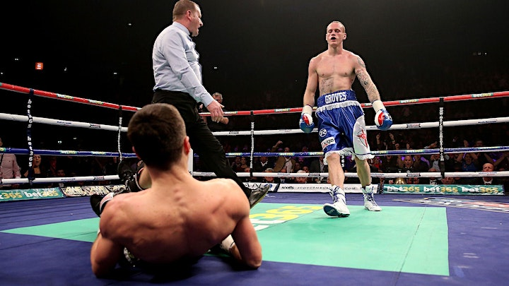 """AN EVENING WITH """"SAINT"""" GEORGE GROVES image"""