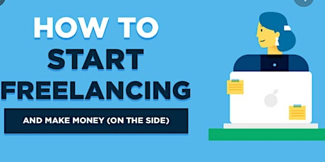 How to Freelance Free Workshop tickets