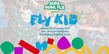 FLY-KID - Safe Family Hiphop & RnB Party tickets