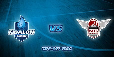 Fibalon Baskets Neumarkt vs. MIL Baskets Milbertshofen Tickets