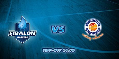 Fibalon Baskets Neumarkt vs. BC Hellenen München Tickets