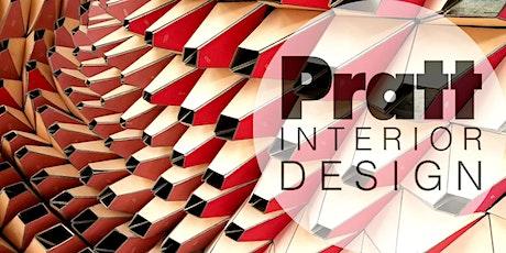 Pratt Interior Design Graduate Information Session - 03 tickets