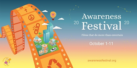 Awareness Film Festival 2020: October 2nd tickets