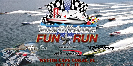 Roar Offshore Fun Run Presented by Nor-Tech, Mercury Racing, & Avalon tickets