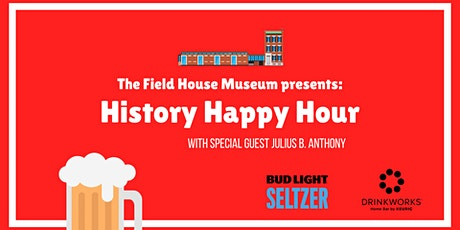 History Happy Hour tickets